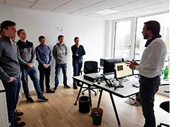 b-next engineering GmbH aus Herford stellt sich vor!