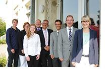 Dr. Grandel fördert Branchen-Nachwuchs: Austausch mit Stipendiaten