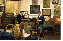 Führung durch das Pädagogische Museum