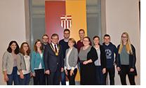 Polittalk mit dem Paderborner Bürgermeister