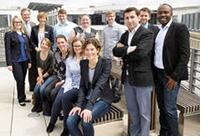 Die Volksbank Paderborn-Höxter-Detmold hat aktuelle und ehemalige Stipendiatinnen und Stipendiaten zu einem Workshop eingeladen.